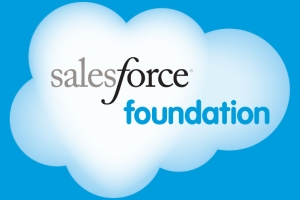 The Salesforce Foundation Logo